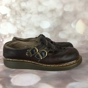 Vintage Doc Dr. Martens Women's UK 6 US 8 Brown